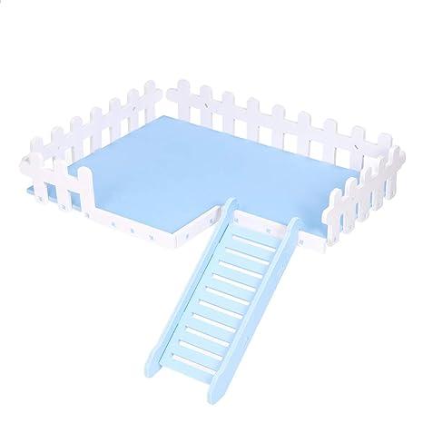 POPETPOP - Plataforma de hámster, Juego de Escalera para hámster ...