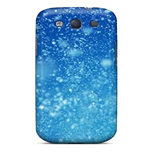 New LisaMichelle Super Strong Air In Water Tpu Case Cover For Galaxy S3