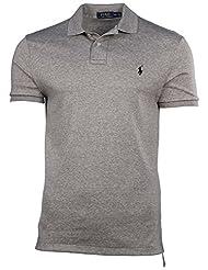 Polo Ralph Lauren Men Medium Fit Interlock Polo Shirt