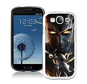 prince of persia White Samsung Galaxy S3 I9300 Screen Cellphone Case Durable and DIY Cover