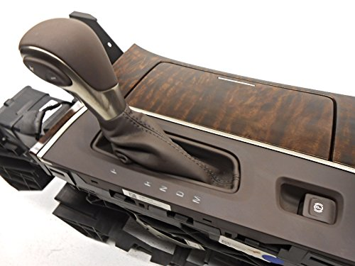 Buick OEM Lacrosse Center Console with Luxury Package RLX Tan by Buick (Image #1)