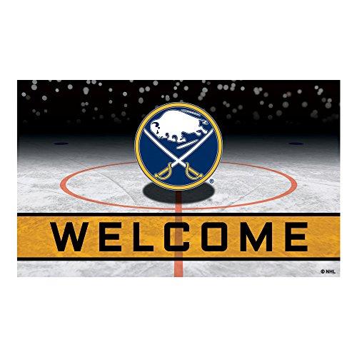 Sabres Welcome Mat Buffalo Sabres Welcome Mat Sabres