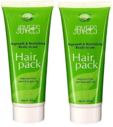 bbf39cae561 Jovees Regrowth and Revitilising Hair pack: Amazon.in: Beauty