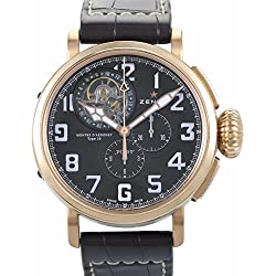 Zenith Pilot automatic-self-wind mens Watch 87.2430.4035/21.C721 (Certified Pre-owned)