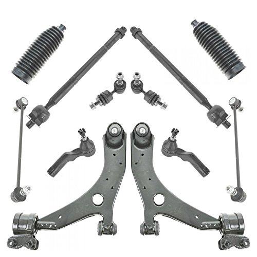 Steering & Suspension Kit Front Rear LH RH Set of 12 for Mazda 3 5 -