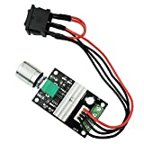 Pixnor 6V 12V 24V 28V 3A 80W DC Motor Speed Controller (PWM) Speed Adjustable Reversible Switch 1203BB dc motor driver reversing