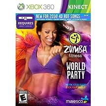 Zumba Fitness World Party - Xbox 360