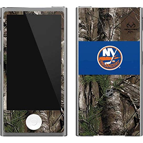 - Skinit NHL New York Islanders iPod Nano (7th Gen&2012) Skin - New York Islanders Realtree Xtra Camo Design - Ultra Thin, Lightweight Vinyl Decal Protection