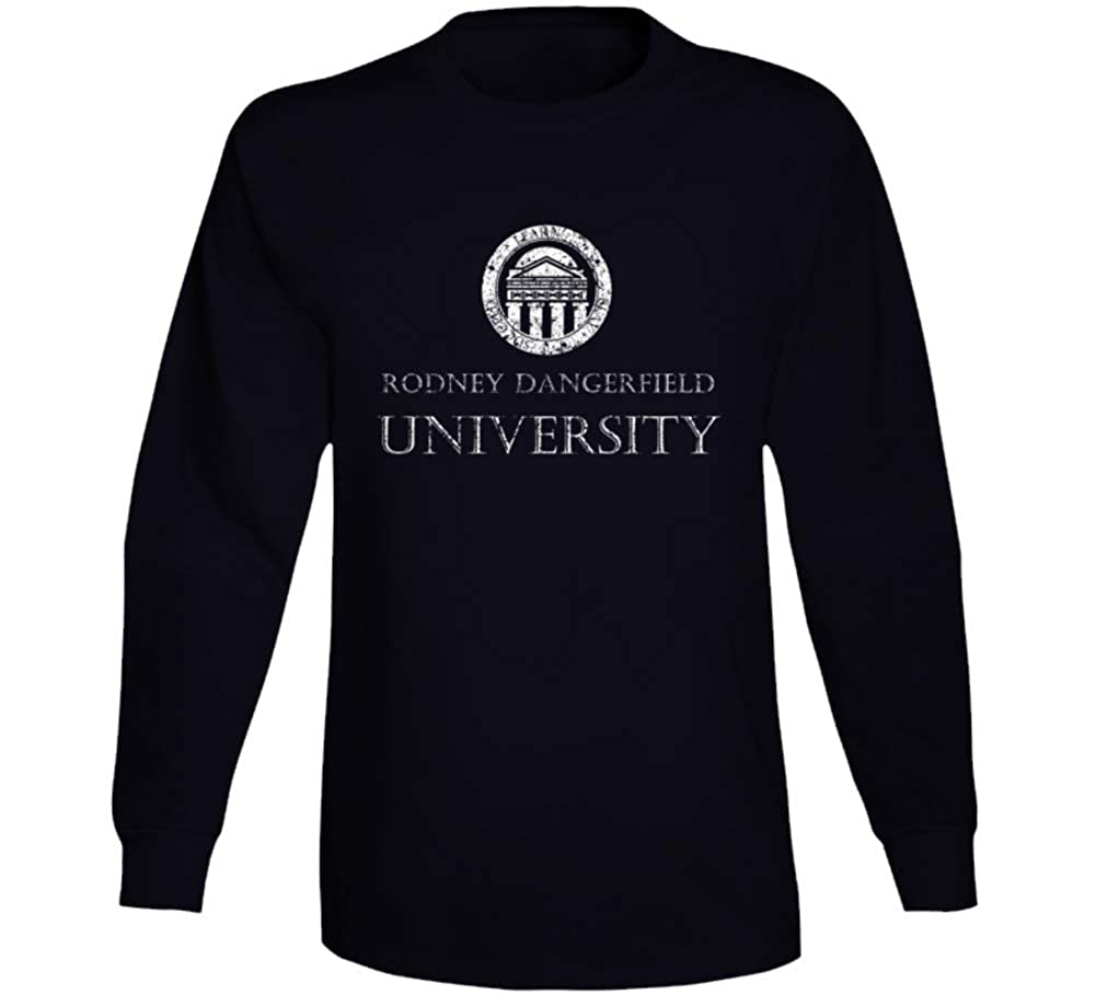Rodney Dangerfield University Comedian Comedy Worn Look Cool Fan T Shirt