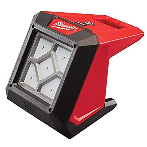 Milwaukee M12 12-Volt Lithium-Ion Cordless Compact Flood Light (Tool-Only) | Hardware Power Tools for Your Carpentry Construction (Kobalt Hole Saw Set)