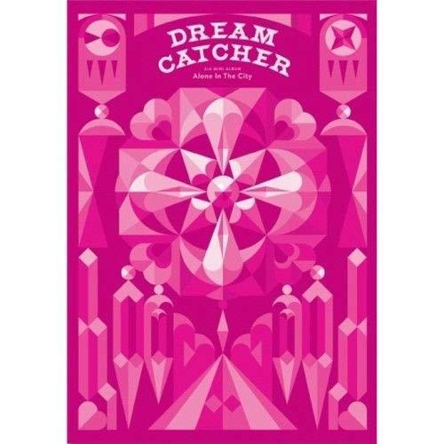 Dream Catcher - [Alone in The City]3rd Mini Album Light Ver CD+1p Poster+PhotoBook+Card+Sticker+Pre-Order K-POP Sealed