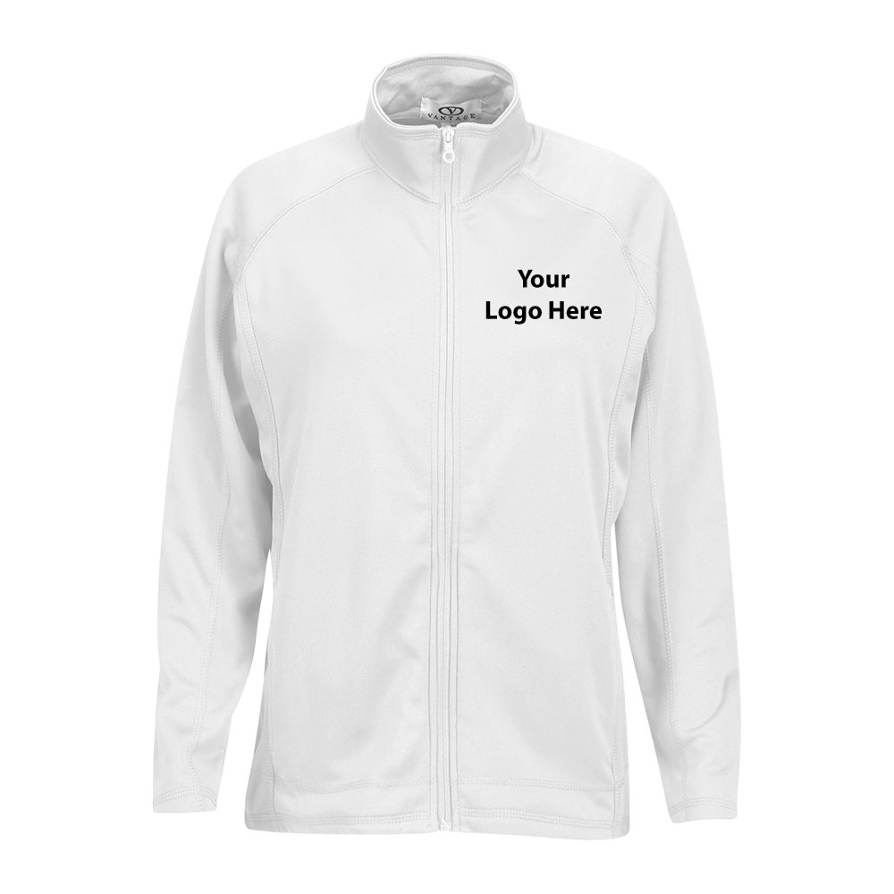 Full Zip Jacket - 12 Quantity - $46.25 Each - BRANDED with YOUR LOGO/CUSTOMIZED by Sunrise Identity