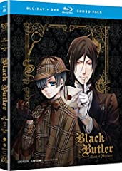 At the Queen's request, Ciel and the demon butler Sebastian host an extravagant dinner party for the who's who of the London underground. But an evening that begins with the promise of unmatched elegance quickly spirals into mayhem when their...