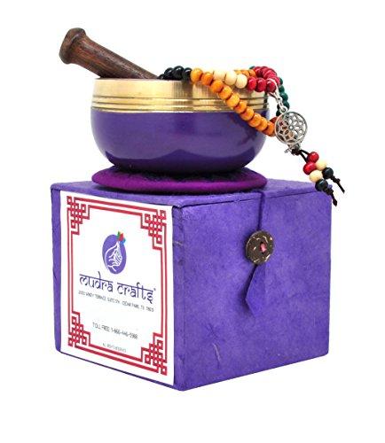 singing bowl gift set - 4