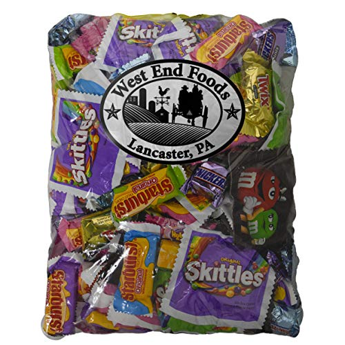Bulk Easter Candy Chocolate 48oz Pack Gift Basket and Party Favors for Kids -