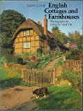 English Cottages and Farmhouses, Olive Cook, 0500241147