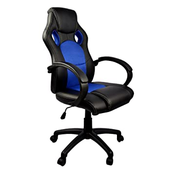 BigTree Racing Gaming Chair, Ergonomic PU Leather Executive Office Chair  Desk Chair Racing Sport Chair
