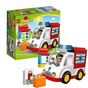LEGO DUPLO Ville Ambulance - 51tdStTllsL - 5Star-TD Lego Duplo Ville Ambulance