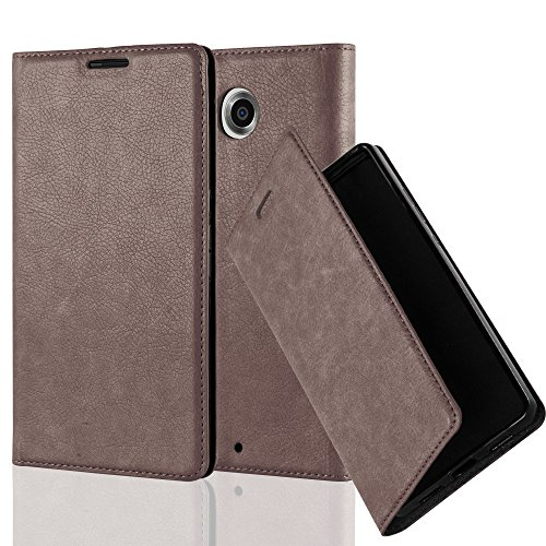 Cadorabo Function invisible Protection COFFEE BROWN