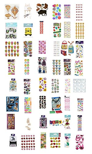 Jolee's Boutique Decorative Sticker Packages - Assortment of Stickers