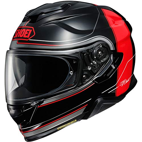 Shoei GT-Air 2 Crossbar Street Motorcycle Helmet - TC-1 / Large