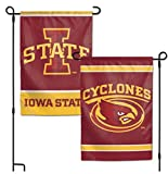 NCAA Iowa State Cyclones Official 12x18 Inch Outdoor Garden Flag