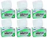 Kimtech Science KimWipes Delicate Task Wipers dyiFzA, 6 Box of 280