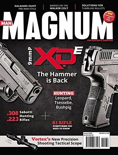 Magazines : Man Magnum