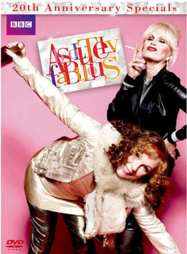 Absolutely Fabulous: 20th Anniversary Specials (DVD+UltraViolet)