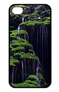 THYde Cool Scenery Back Case Hard Durable ipod Touch4 Case ending