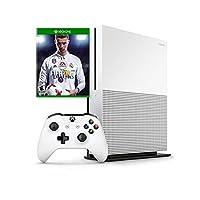 Console Microsoft Xbox One S 500GB + Fifa 18
