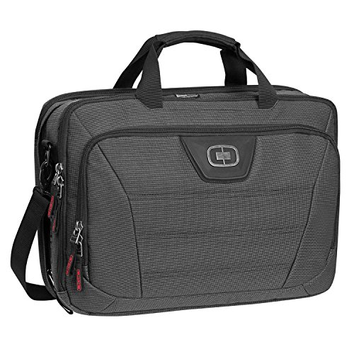 OGIO International Renegade Top Zip Laptop Backpack, Black P
