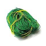 Nylon Trellis Netting Plant Support for Tomatoes, Vegetables & Fruit to Grow Upright, Vine and Veggie Trellis Net (5.9ftx11.8ft)