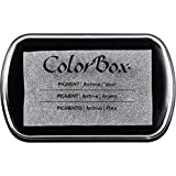 Clearsnap ColorBox Metallic Pigment Inkpad, Silver