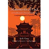 Statements of Fact in Traditional Chinese Medicine (English and Mandarin Chinese Edition)