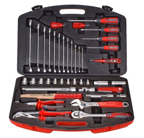 Connex Werkzeugkoffer Profi, 41-teilig, COX566041