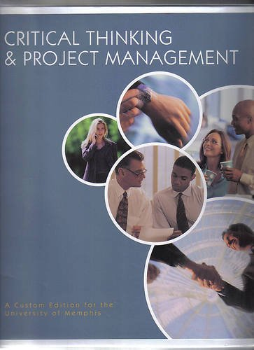 Critical Thinking & Project Management