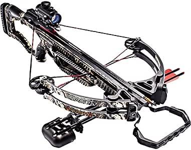 BARNETT Raptor FX2 - Premium Dot Scope Crossbow, Red, 4 x 32
