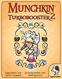 Pegasus Spiele 17179G - Munchkin Turbobooster 2