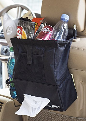 Deluxe Car Trash Hanging Organizer product image