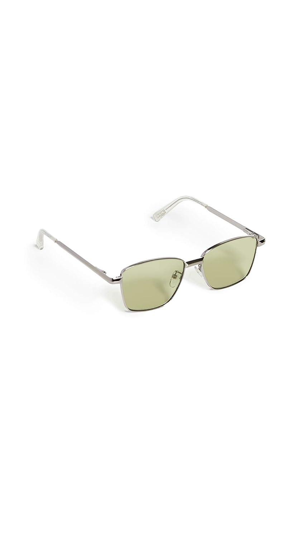 Le Specs Superstar Brushed Silver, Gafas de sol de mujer ...