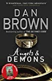 Front cover for the book Angels & Demons by Dan Brown