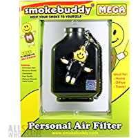 Smoke Buddy Bundle - Black Mega, Original and Junior