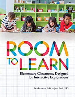Amazon.com: Room to Learn: Elementary Classrooms Designed ...