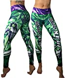 She-Hulk Superhero Leggings Yoga Pants Compression Tights