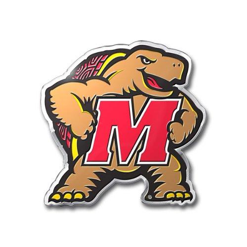 Team ProMark NCAA Maryland Terrapins Die Cut Color Auto Emblem from Team ProMark