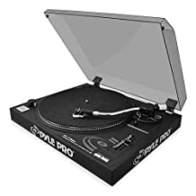 Pyle-Pro PLTTB3U Belt Drive USB Turntable with Digital Recording Software