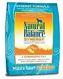 Natural Balance Synergy Formula Ultra Premium Dog Food, 15-Pound Bag, My Pet Supplies