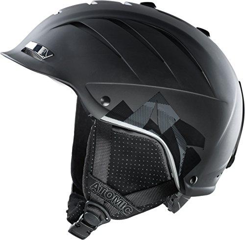 ATOMIC Skihelm Nomad, Black, One size, AN5005226S