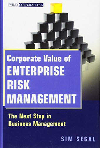 Corporate Value of Enterprise Risk Management: The Next Step in Business Management ()